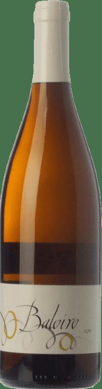 13,95 € Envío gratis | Vino blanco Luzdivina Amigo Baloiro Fermentado en Barrica Crianza D.O. Bierzo Castilla y León España Godello Botella 75 cl