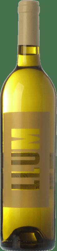 17,95 € Envío gratis | Vino blanco Macià Batle Llum D.O. Binissalem Islas Baleares España Chardonnay, Pensal Blanca Botella 75 cl