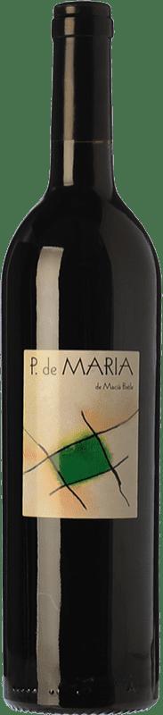19,95 € Envío gratis | Vino tinto Macià Batle Pagos de María Crianza D.O. Binissalem Islas Baleares España Merlot, Syrah, Cabernet Sauvignon, Mantonegro Botella 75 cl