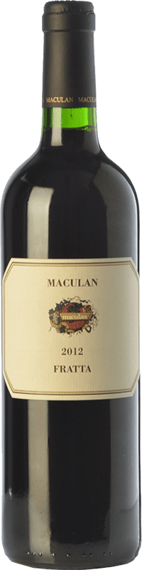 52,95 € | Red wine Maculan Fratta I.G.T. Veneto Veneto Italy Merlot, Cabernet Sauvignon Bottle 75 cl