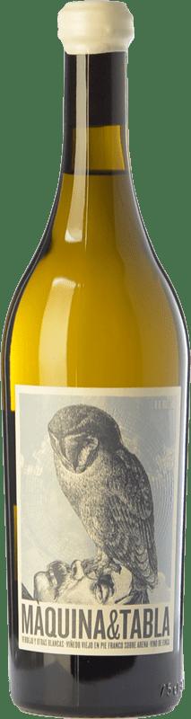16,95 € | White wine Máquina & Tabla Crianza D.O. Rueda Castilla y León Spain Verdejo Bottle 75 cl
