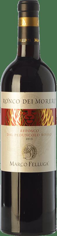 14,95 € | Red wine Marco Felluga Refosco Ronco dei Moreri I.G.T. Friuli-Venezia Giulia Friuli-Venezia Giulia Italy Riflesso dal Peduncolo Rosso Bottle 75 cl