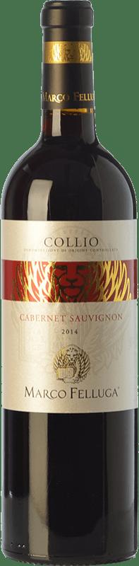 12,95 € | Red wine Marco Felluga D.O.C. Collio Goriziano-Collio Friuli-Venezia Giulia Italy Cabernet Sauvignon Bottle 75 cl