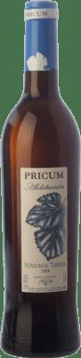 19,95 € 免费送货 | 甜酒 Margón Pricum Aldebarán Crianza D.O. Tierra de León 卡斯蒂利亚莱昂 西班牙 Verdejo 半瓶 50 cl