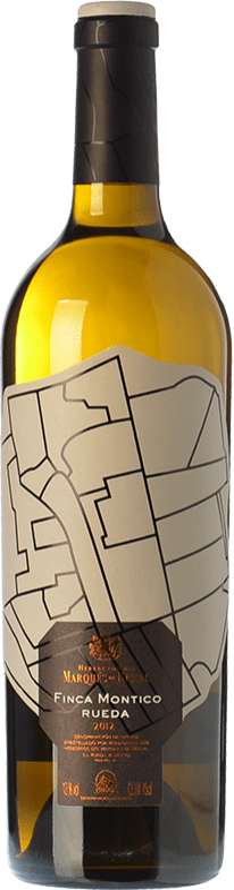 14,95 € | Vin blanc Marqués de Riscal Finca Montico D.O. Rueda Castille et Leon Espagne Verdejo Bouteille 75 cl
