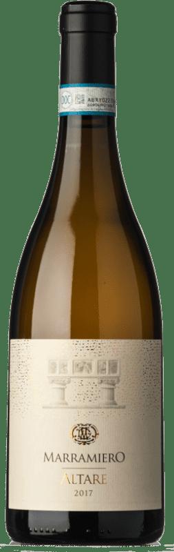18,95 € Free Shipping | White wine Marramiero Altare D.O.C. Trebbiano d'Abruzzo Abruzzo Italy Trebbiano Bottle 75 cl