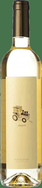 5,95 € Free Shipping   White wine Martí Serdà Vinyet Blanc Joven D.O. Penedès Catalonia Spain Muscat, Macabeo, Parellada Bottle 75 cl