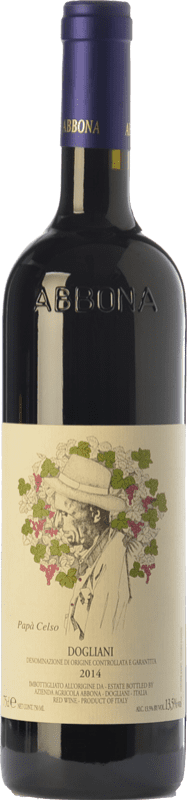 19,95 € | Red wine Abbona Papà Celso D.O.C.G. Dolcetto di Dogliani Superiore Piemonte Italy Dolcetto Bottle 75 cl