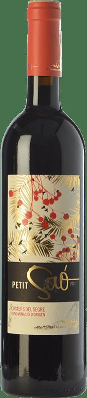 9,95 € | Red wine Blanch i Jové Petit Saó Negre Joven D.O. Costers del Segre Catalonia Spain Tempranillo, Grenache, Cabernet Sauvignon Bottle 75 cl