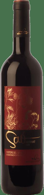 12,95 € | Red wine Blanch i Jové Saó Abrivat Crianza D.O. Costers del Segre Catalonia Spain Tempranillo, Grenache, Cabernet Sauvignon Bottle 75 cl