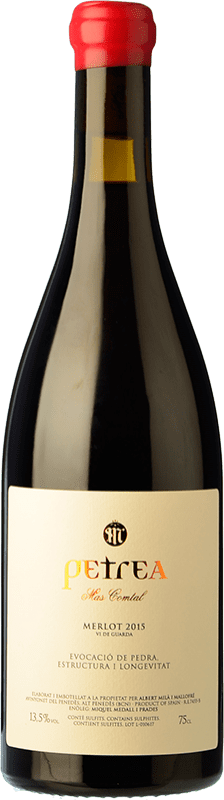 31,95 € Envoi gratuit   Vin rouge Mas Comtal Petrea Crianza D.O. Penedès Catalogne Espagne Merlot Bouteille 75 cl