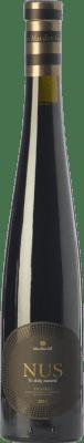 31,95 € Envío gratis | Vino dulce Mas d'en Gil Nus Dolç Natural 37.5cl D.O.Ca. Priorat Cataluña España Syrah, Garnacha, Viognier Media Botella 37 cl