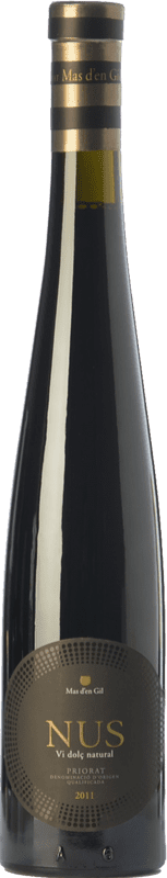 29,95 € Free Shipping | Sweet wine Mas d'en Gil Nus Dolç Natural 37.5cl D.O.Ca. Priorat Catalonia Spain Syrah, Grenache, Viognier Half Bottle 37 cl