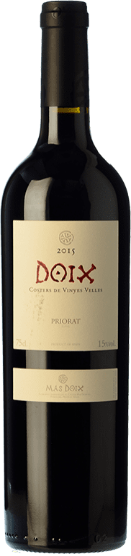 86,95 € Free Shipping | Red wine Mas Doix Crianza D.O.Ca. Priorat Catalonia Spain Merlot, Grenache, Carignan Bottle 75 cl