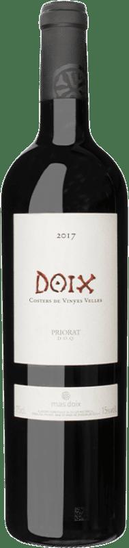 89,95 € Envoi gratuit | Vin rouge Mas Doix Crianza D.O.Ca. Priorat Catalogne Espagne Merlot, Grenache, Carignan Bouteille 75 cl