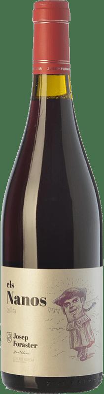 8,95 € | Red wine Josep Foraster Collita Joven D.O. Conca de Barberà Catalonia Spain Tempranillo, Cabernet Sauvignon Bottle 75 cl