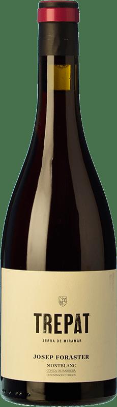 16,95 € | Red wine Josep Foraster Joven D.O. Conca de Barberà Catalonia Spain Trepat Bottle 75 cl