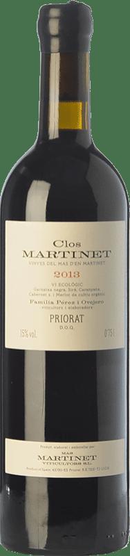 59,95 € Free Shipping | Red wine Mas Martinet Clos Crianza D.O.Ca. Priorat Catalonia Spain Merlot, Syrah, Grenache, Cabernet Sauvignon, Carignan Magnum Bottle 1,5 L