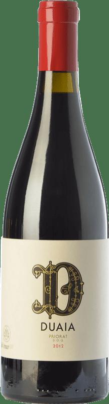 28,95 € Free Shipping | Red wine Mas Martinet Duaia Crianza D.O.Ca. Priorat Catalonia Spain Syrah, Grenache, Cabernet Sauvignon Bottle 75 cl