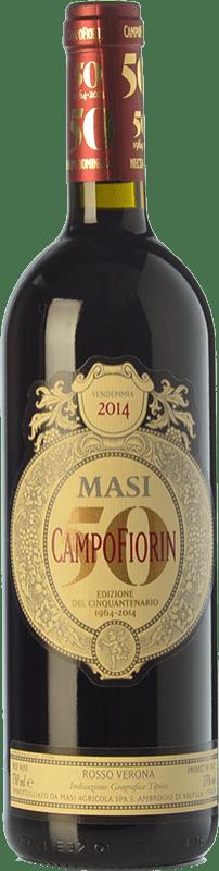 16,95 € Envoi gratuit | Vin rouge Masi Campofiorin I.G.T. Veronese Vénétie Italie Corvina, Rondinella, Molinara Bouteille 75 cl