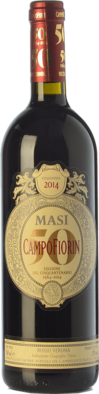 16,95 € Envío gratis | Vino tinto Masi Campofiorin I.G.T. Veronese Veneto Italia Corvina, Rondinella, Molinara Botella 75 cl