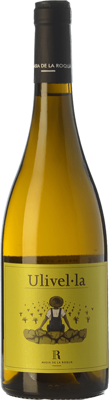 9,95 € | White wine Roqua Ulivel·la Crianza Spain Xarel·lo Bottle 75 cl