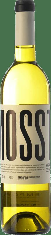 11,95 € Free Shipping | White wine Masia Serra Mosst D.O. Empordà Catalonia Spain Grenache Tintorera, Grenache White, Muscatel Bottle 75 cl