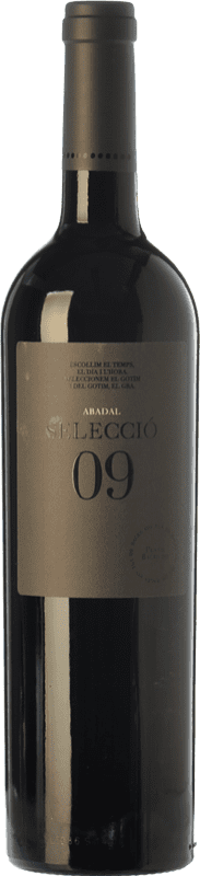 29,95 € 免费送货 | 红酒 Masies d'Avinyó Abadal Selecció Crianza D.O. Pla de Bages 加泰罗尼亚 西班牙 Syrah, Cabernet Sauvignon, Cabernet Franc 瓶子 75 cl