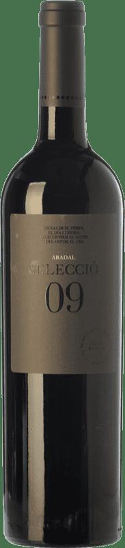 29,95 € Free Shipping | Red wine Masies d'Avinyó Abadal Selecció Crianza D.O. Pla de Bages Catalonia Spain Syrah, Cabernet Sauvignon, Cabernet Franc Bottle 75 cl