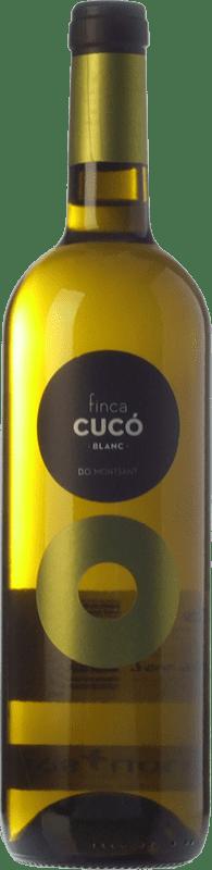 5,95 € Envío gratis | Vino blanco Masroig Finca Cucó Blanc D.O. Montsant Cataluña España Garnacha Blanca, Macabeo Botella 75 cl