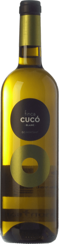 5,95 € Free Shipping | White wine Masroig Finca Cucó Blanc D.O. Montsant Catalonia Spain Grenache White, Macabeo Bottle 75 cl