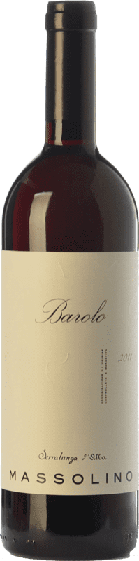 73,95 € Envoi gratuit | Vin rouge Massolino D.O.C.G. Barolo Piémont Italie Nebbiolo Bouteille Magnum 1,5 L