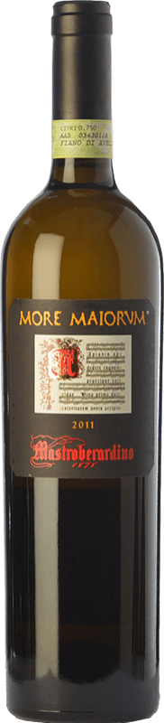 26,95 € | White wine Mastroberardino More Maiorum D.O.C.G. Fiano d'Avellino Campania Italy Fiano Bottle 75 cl