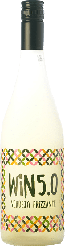 8,95 € Free Shipping | White sparkling Matarromera Win 5.0 Frizzante Spain Verdejo Bottle 75 cl