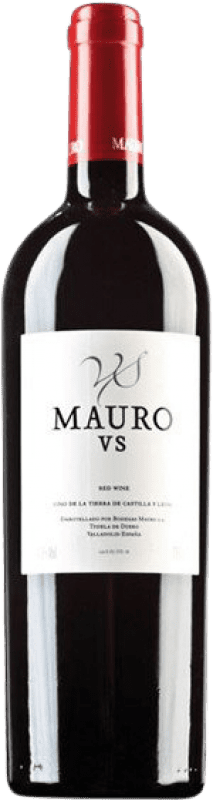 61,95 € Envoi gratuit | Vin rouge Mauro Vendimia Seleccionada Reserva I.G.P. Vino de la Tierra de Castilla y León Castille et Leon Espagne Tempranillo Bouteille 75 cl