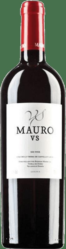 61,95 € Envío gratis | Vino tinto Mauro Vendimia Seleccionada Reserva I.G.P. Vino de la Tierra de Castilla y León Castilla y León España Tempranillo Botella 75 cl