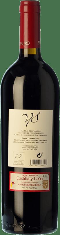 56,95 € Free Shipping   Red wine Mauro Vendimia Seleccionada Reserva I.G.P. Vino de la Tierra de Castilla y León Castilla y León Spain Tempranillo Bottle 75 cl