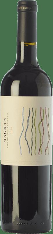 52,95 € Free Shipping | Red wine Meritxell Pallejà Partida Les Manyetes Crianza D.O.Ca. Priorat Catalonia Spain Grenache Bottle 75 cl