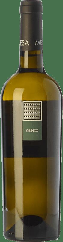 12,95 € Free Shipping | White wine Mesa Giunco D.O.C. Vermentino di Sardegna Sardegna Italy Vermentino Bottle 75 cl
