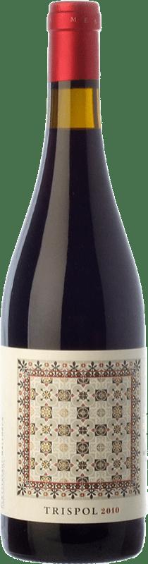 23,95 € Envío gratis   Vino tinto Mesquida Mora Trispol Crianza D.O. Pla i Llevant Islas Baleares España Syrah, Cabernet Franc, Callet Botella 75 cl
