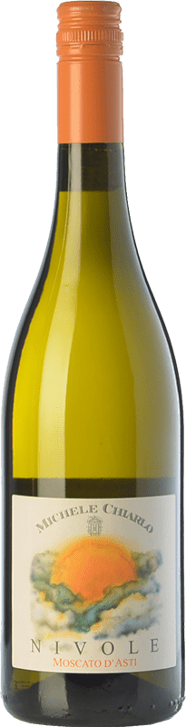 10,95 € Free Shipping | Sweet wine Michele Chiarlo Nivole D.O.C.G. Moscato d'Asti Piemonte Italy Muscat White Bottle 75 cl
