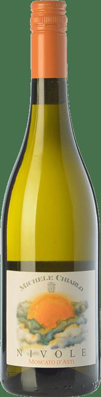 13,95 € Free Shipping | Sweet wine Michele Chiarlo Nivole D.O.C.G. Moscato d'Asti Piemonte Italy Muscatel White Bottle 75 cl