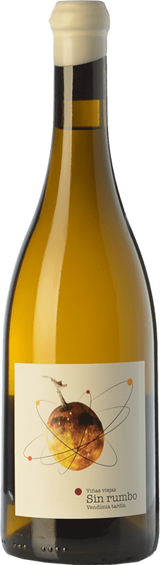 22,95 € | White wine Microbio Ismael Gozalo Sin Rumbo Crianza Spain Verdejo Bottle 75 cl