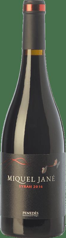 11,95 € Free Shipping | Red wine Miquel Jané Joven D.O. Penedès Catalonia Spain Syrah Bottle 75 cl