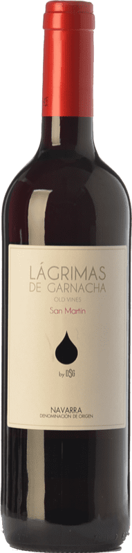5,95 € | Red wine Mondo Lirondo Lágrimas de Garnacha Joven D.O. Navarra Navarre Spain Grenache Bottle 75 cl