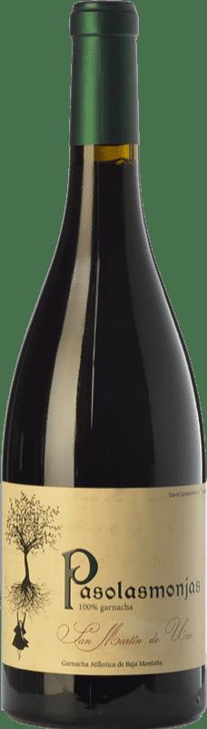 14,95 € Envío gratis | Vino tinto Mondo Lirondo Paso las Monjas Crianza D.O. Navarra Navarra España Garnacha Botella 75 cl