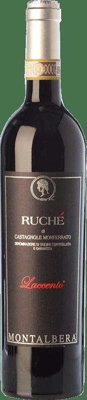 15,95 € Free Shipping   Red wine Montalbera Laccento D.O.C. Ruchè di Castagnole Monferrato Piemonte Italy Ruchè Bottle 75 cl
