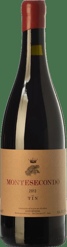 34,95 € | Red wine Montesecondo Tïn I.G.T. Toscana Tuscany Italy Sangiovese Bottle 75 cl