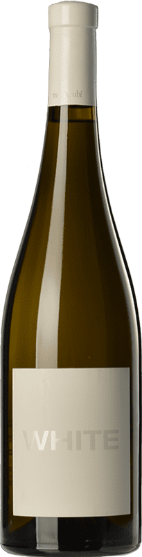 12,95 € Free Shipping | White wine Mont-Rubí White D.O. Penedès Catalonia Spain Xarel·lo Bottle 75 cl