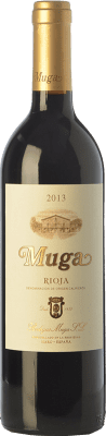 12,95 € | Red wine Muga Crianza D.O.Ca. Rioja The Rioja Spain Tempranillo, Grenache, Graciano, Mazuelo Half Bottle 37 cl